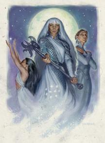 The Moonmaiden